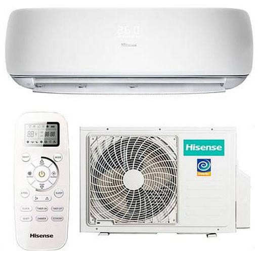 Настенная сплит-система Hisense AS-10UR4SVPSC5G(W)/AS-10UR4SVPSC5W(W)